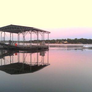 Pulling dock